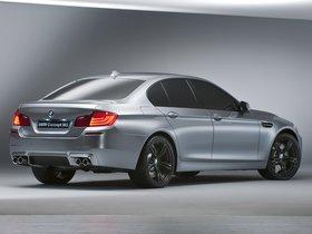 Ver foto 8 de BMW M5 Concept 2011