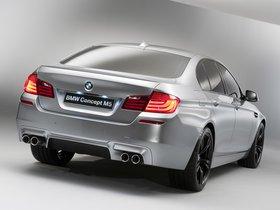 Ver foto 6 de BMW M5 Concept 2011