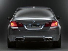 Ver foto 4 de BMW M5 Concept 2011