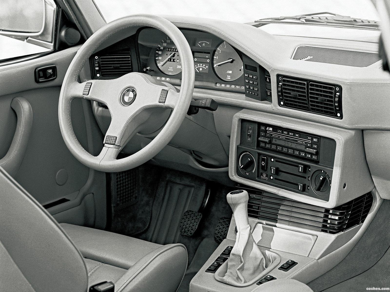 Foto 6 de BMW M5 E28 1985