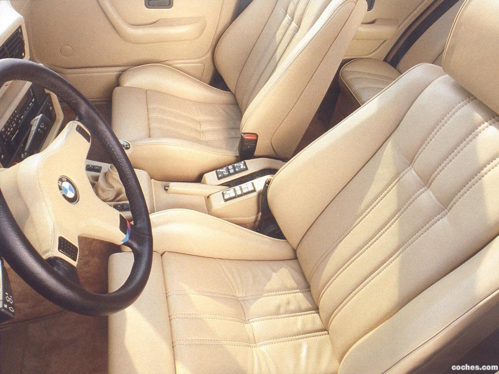 Foto 4 de BMW M5 E28 1985