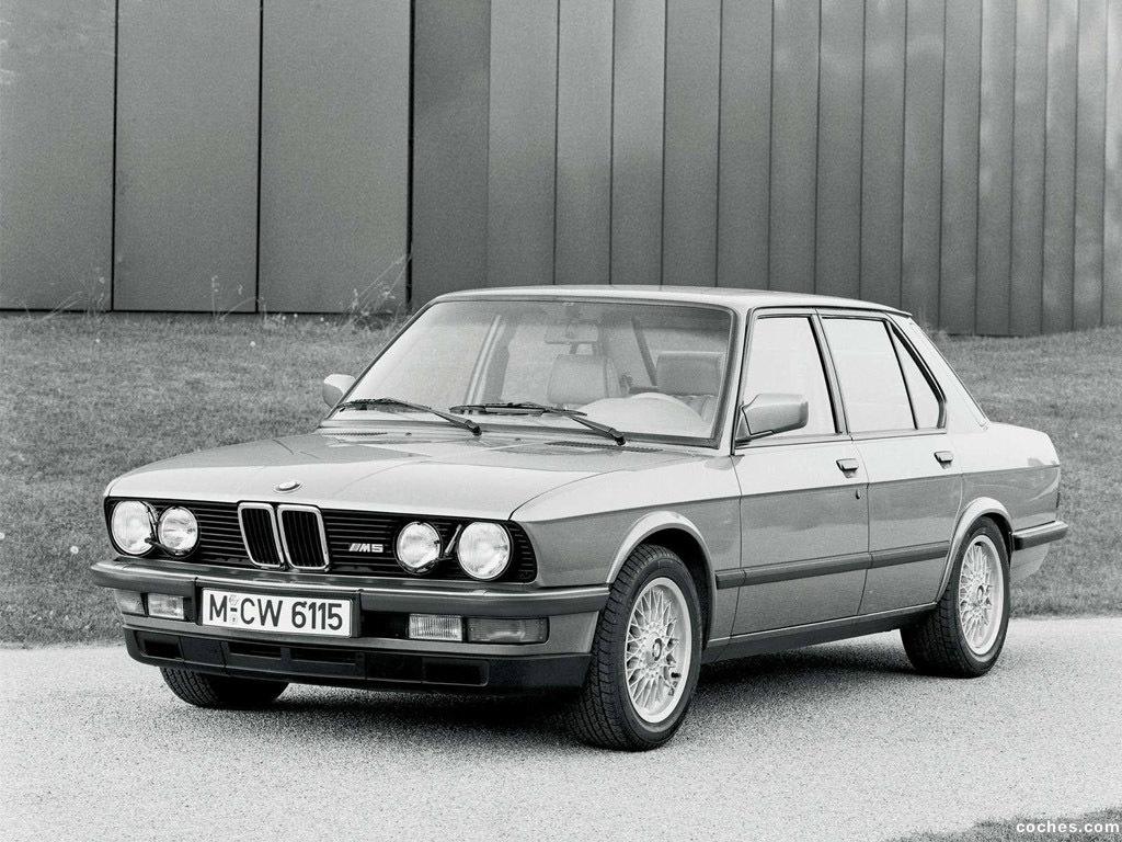 Foto 2 de BMW M5 E28 1985