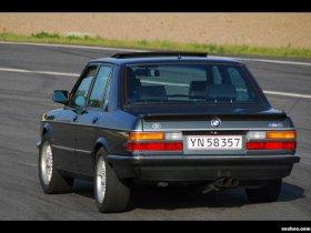 Ver foto 4 de BMW M5 E28 1985