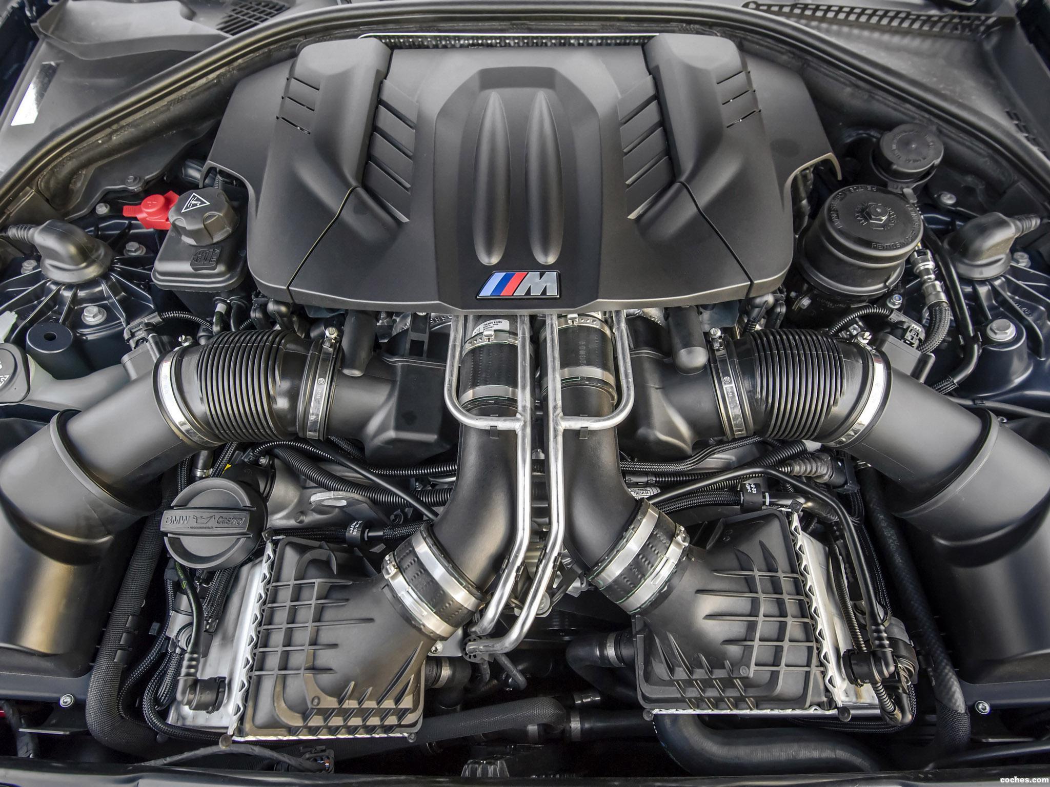 Foto 8 de BMW M5 F10 USA 2014