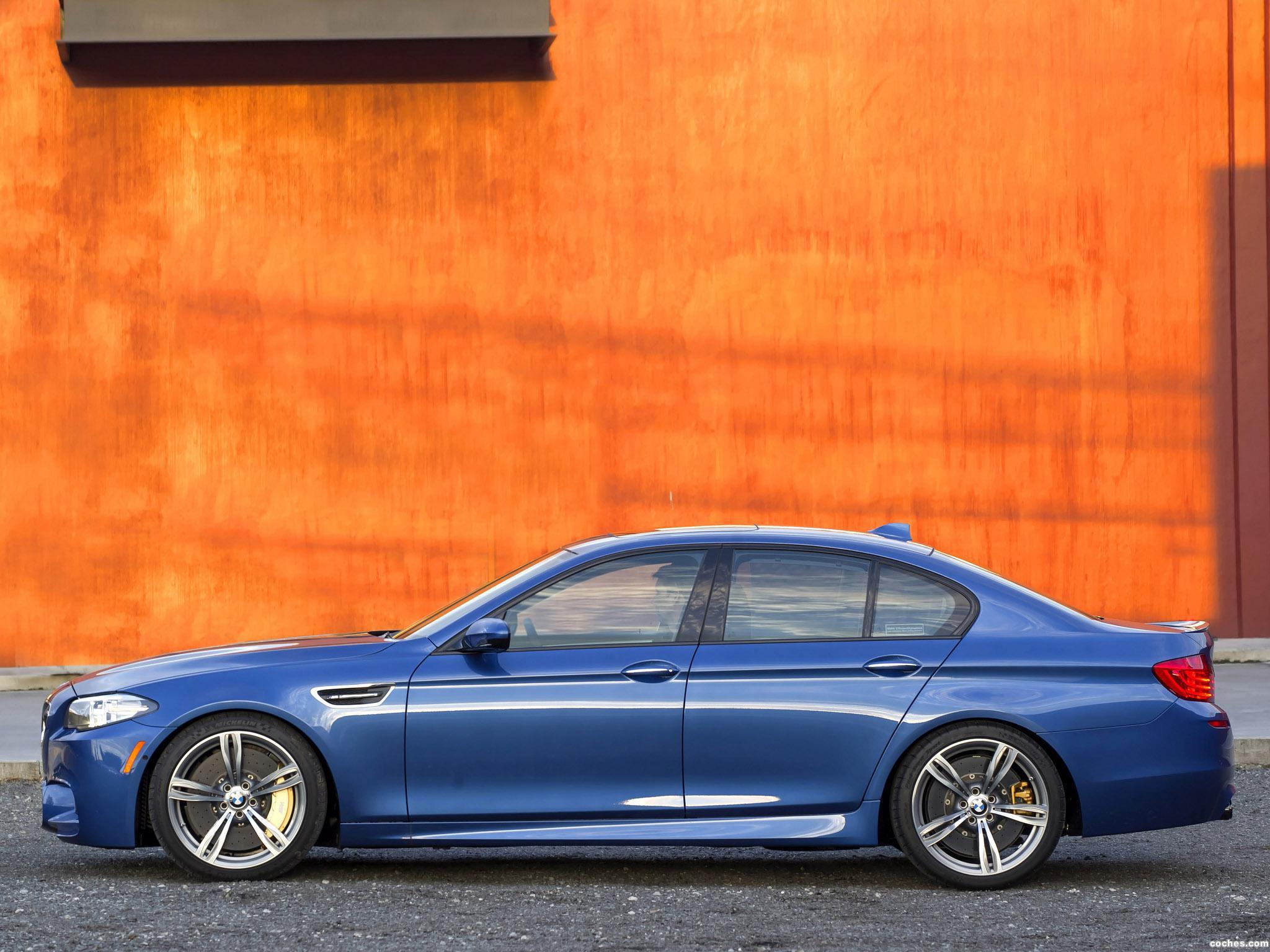 Foto 6 de BMW M5 F10 USA 2014