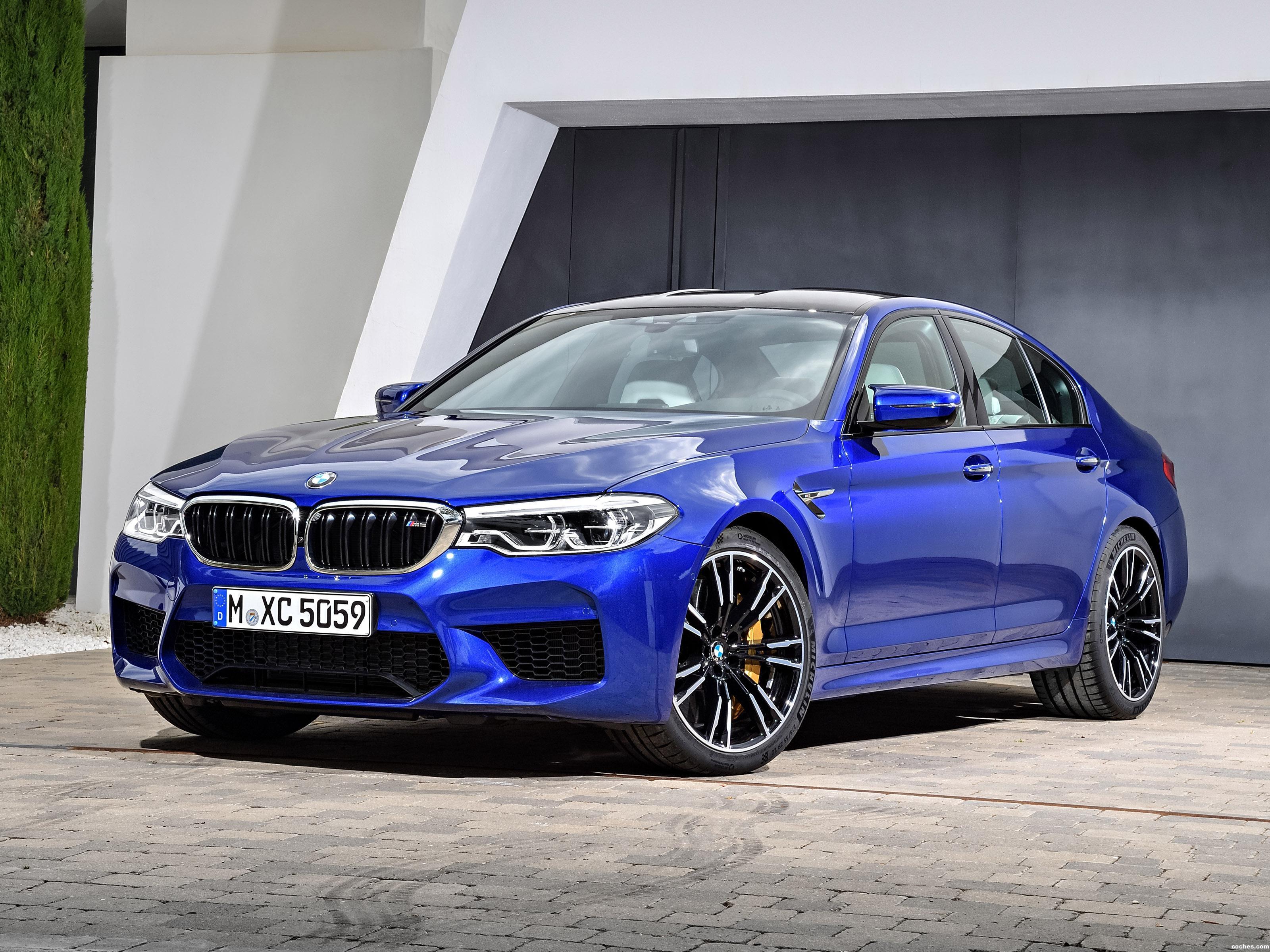 Foto 0 de BMW M5 F90 2017