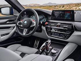 Ver foto 27 de BMW M5 F90 2017
