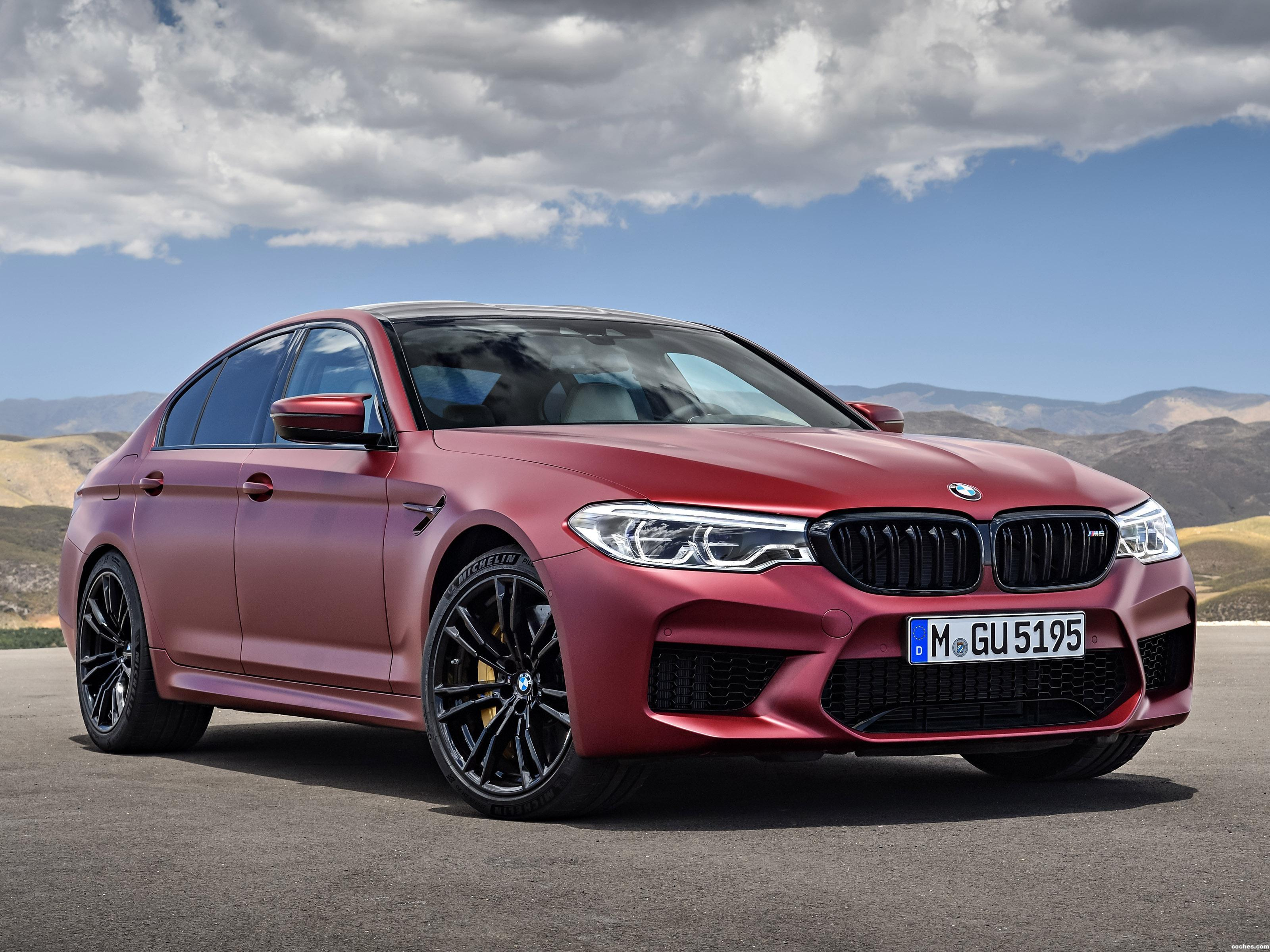 Foto 0 de BMW M5 First Edition F90 2017