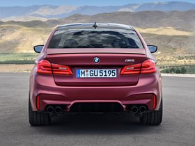 Ver foto 4 de BMW M5 First Edition F90 2017