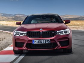 Ver foto 2 de BMW M5 First Edition F90 2017