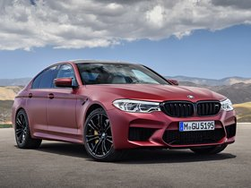 Fotos de BMW M5 First Edition F90 2017