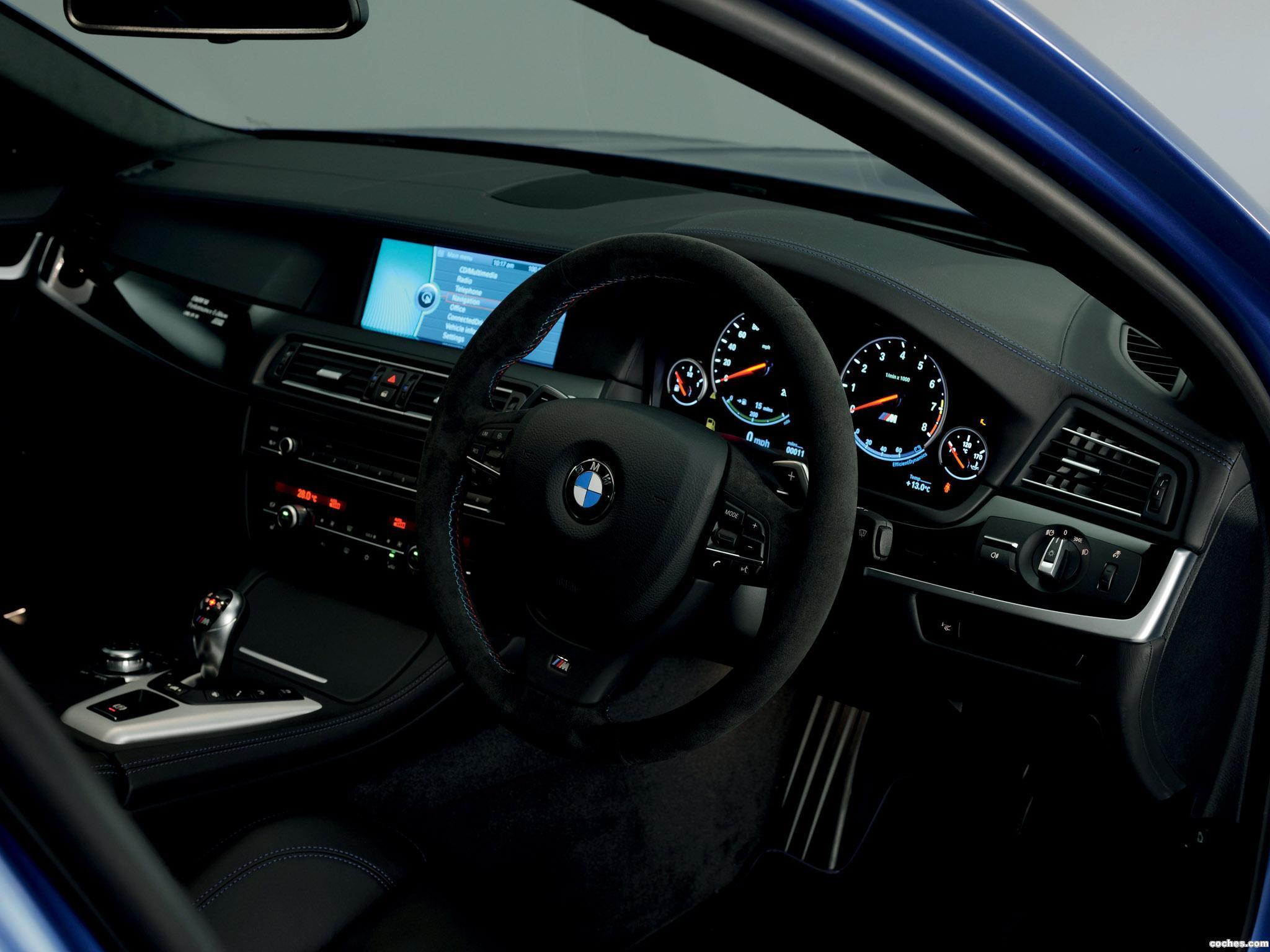 Foto 9 de BMW M5 M Performance Edition UK 2012