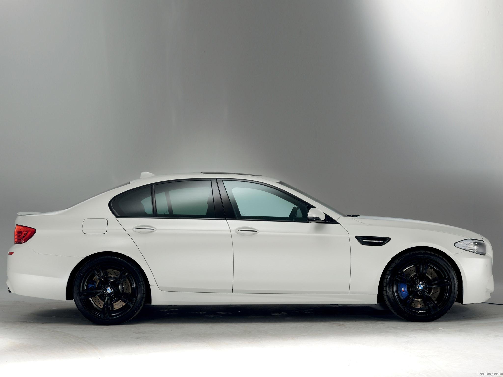 Foto 8 de BMW M5 M Performance Edition UK 2012