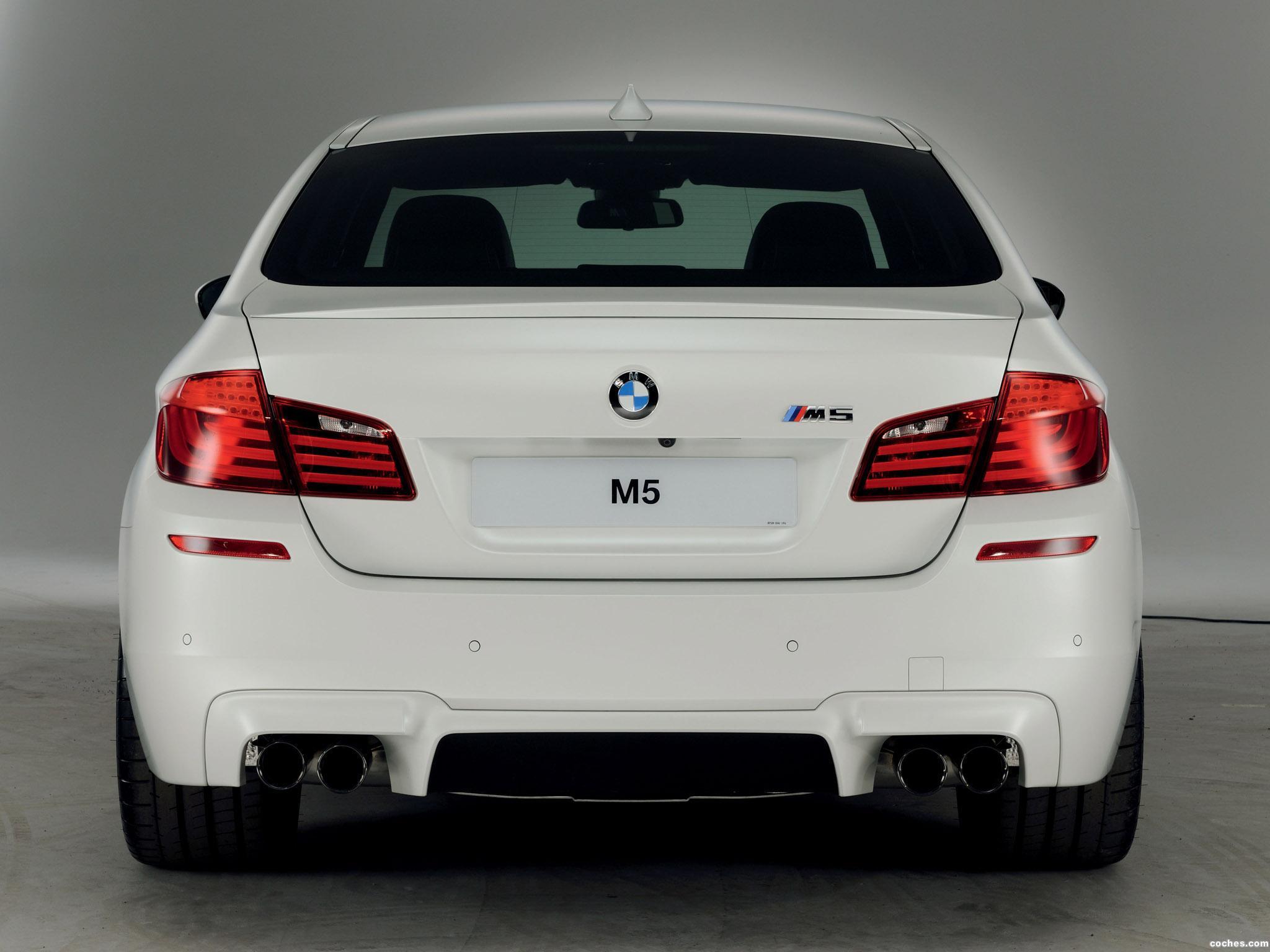 Foto 7 de BMW M5 M Performance Edition UK 2012