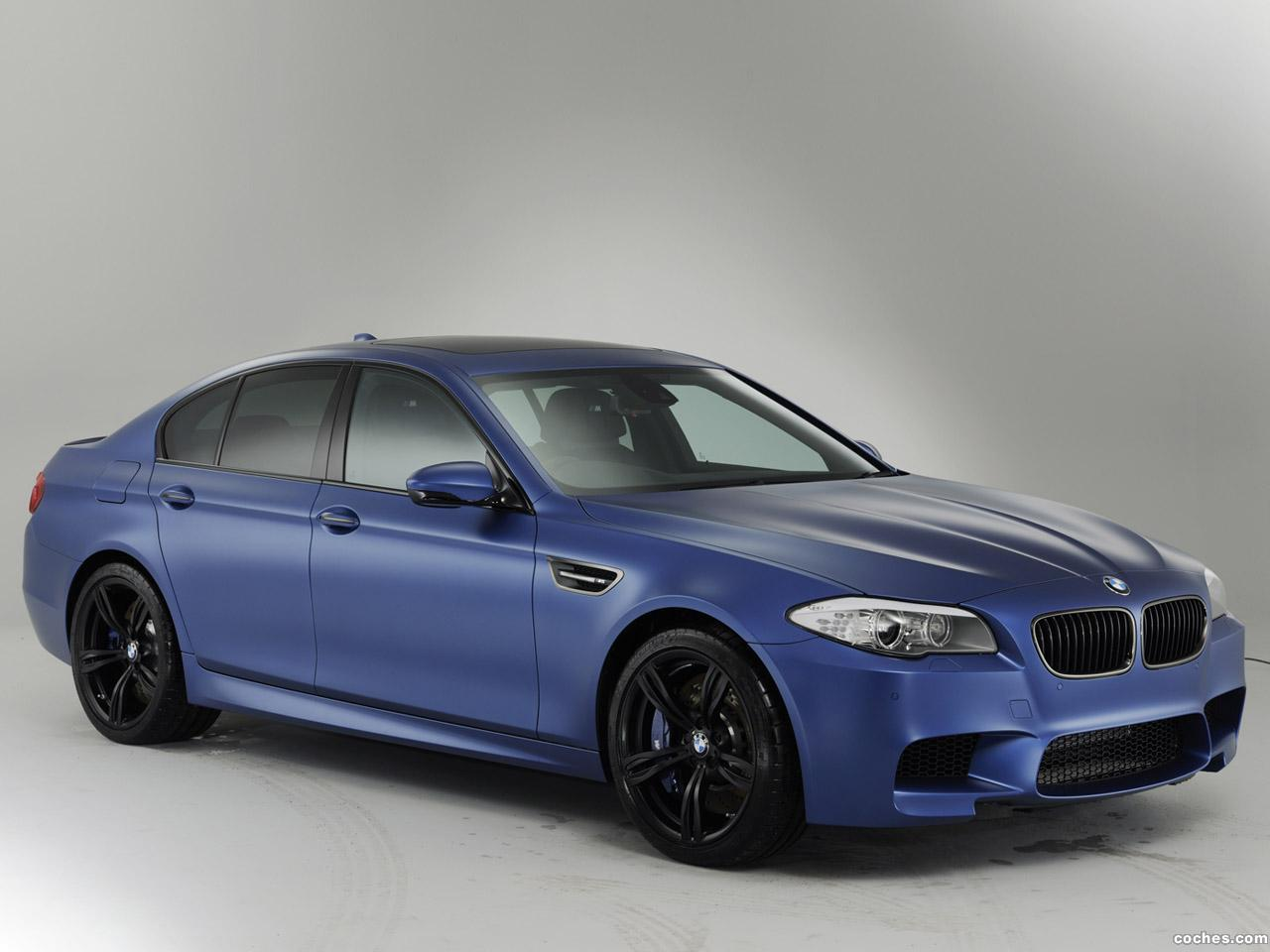 Foto 6 de BMW M5 M Performance Edition UK 2012