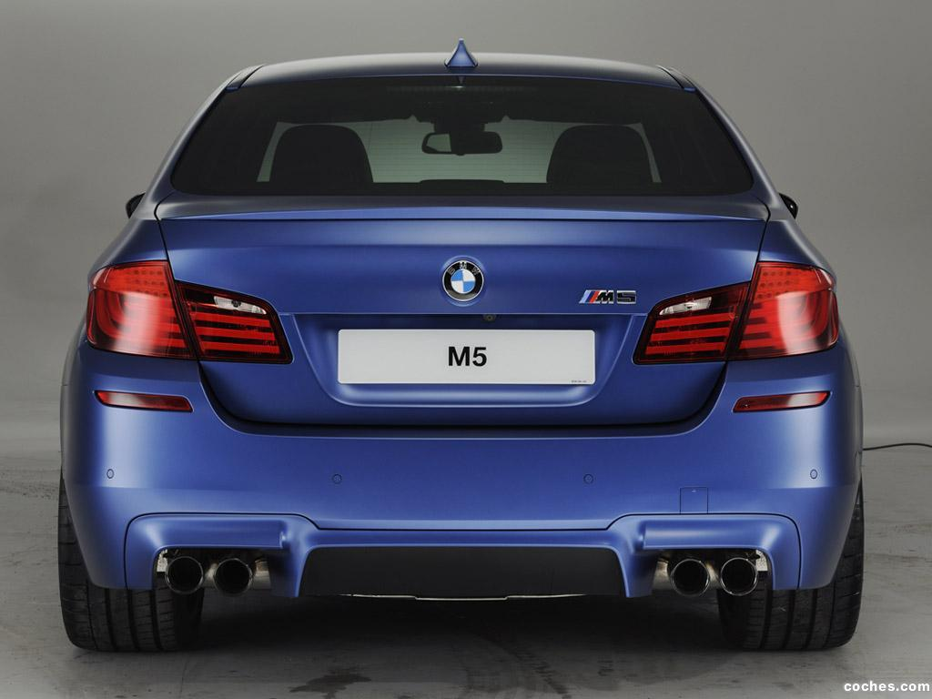 Foto 4 de BMW M5 M Performance Edition UK 2012