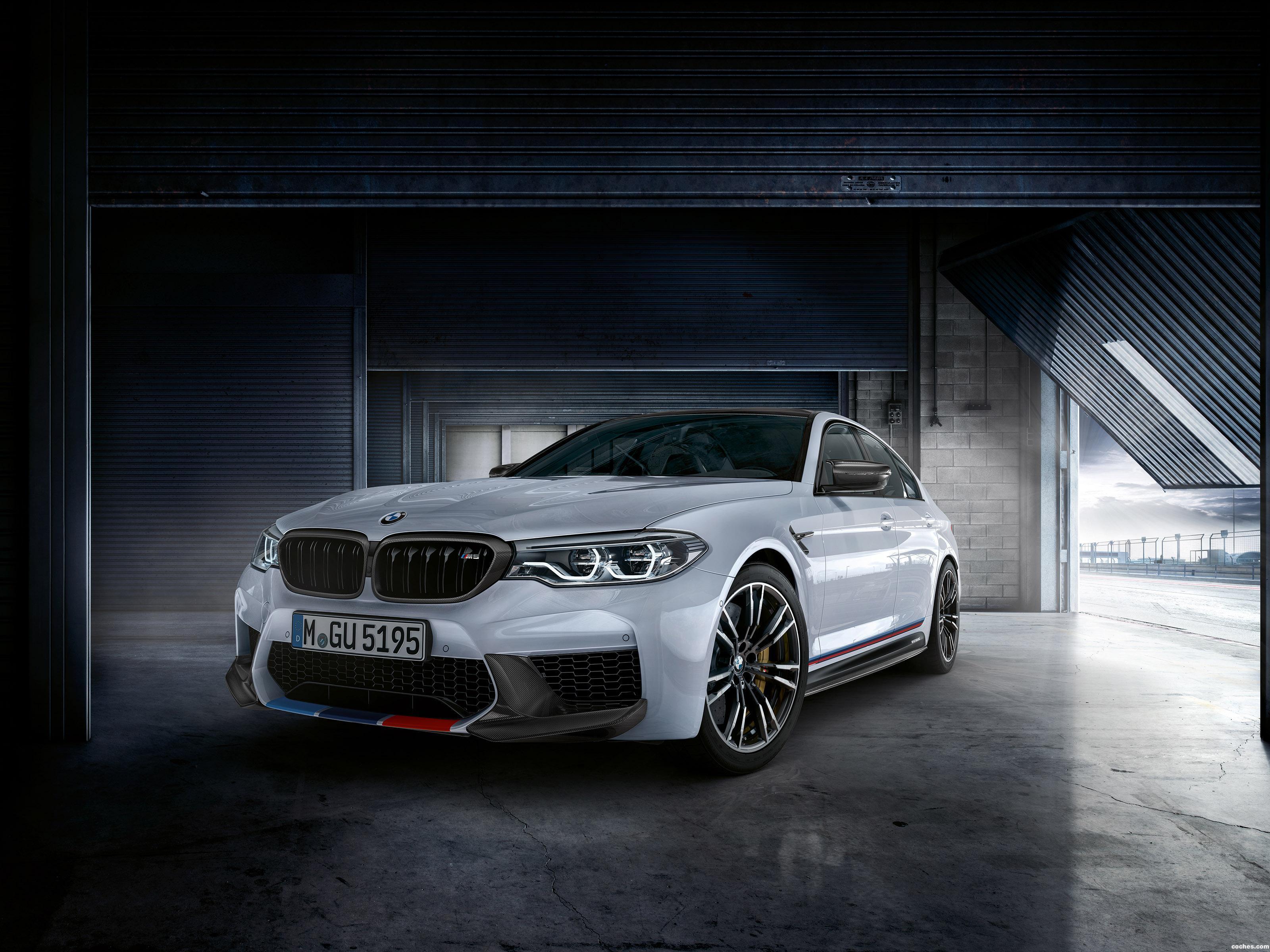 Foto 0 de BMW M5 M Performance Parts F90 2018