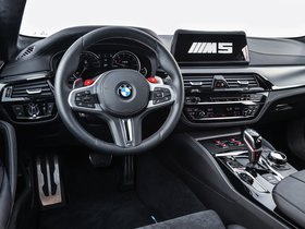 Ver foto 25 de BMW M5 MotoGP Safety Car F90 2018