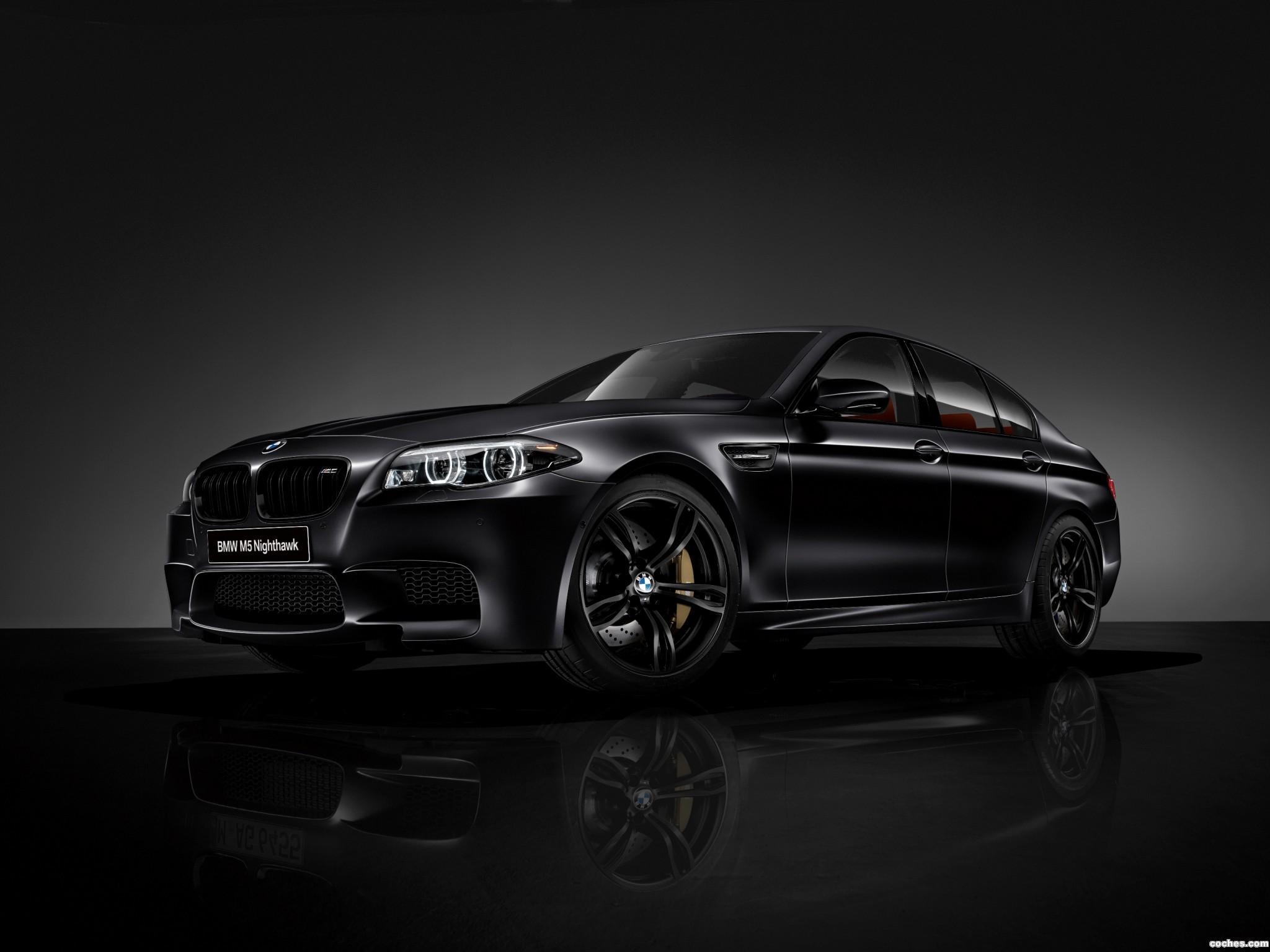 Foto 0 de BMW M5 Nighthawk F10 2013