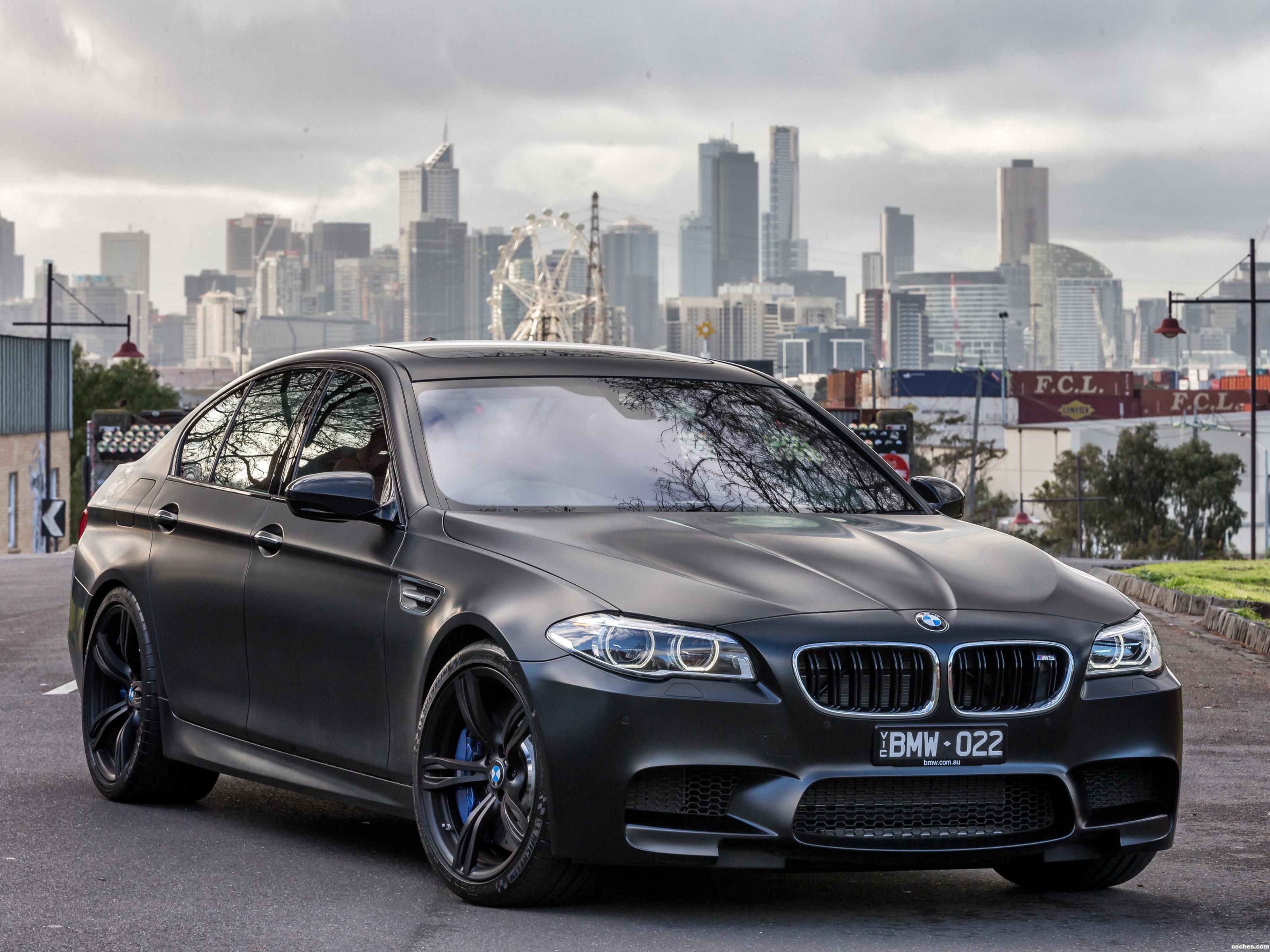 Foto 0 de BMW M5 Nighthawk F10 Australia 2015