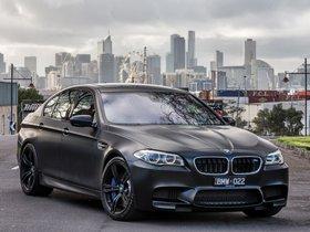 Fotos de BMW M5 Nighthawk F10 Australia 2015