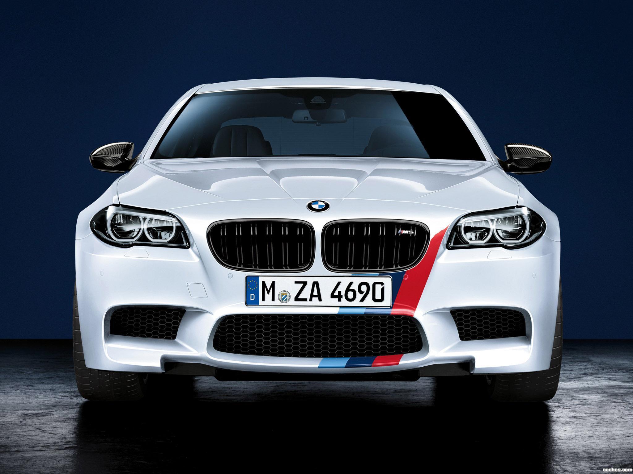 Foto 0 de BMW M5 Performance Edition F10 2013