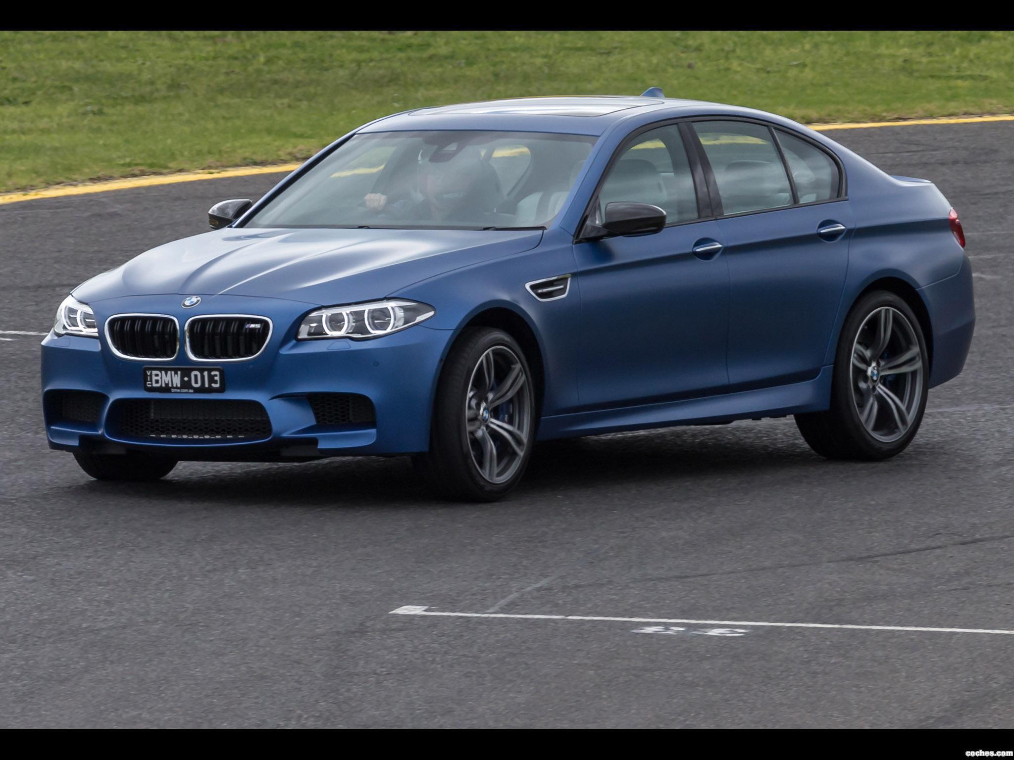 Foto 10 de BMW M5 Pure Edition F10 2015