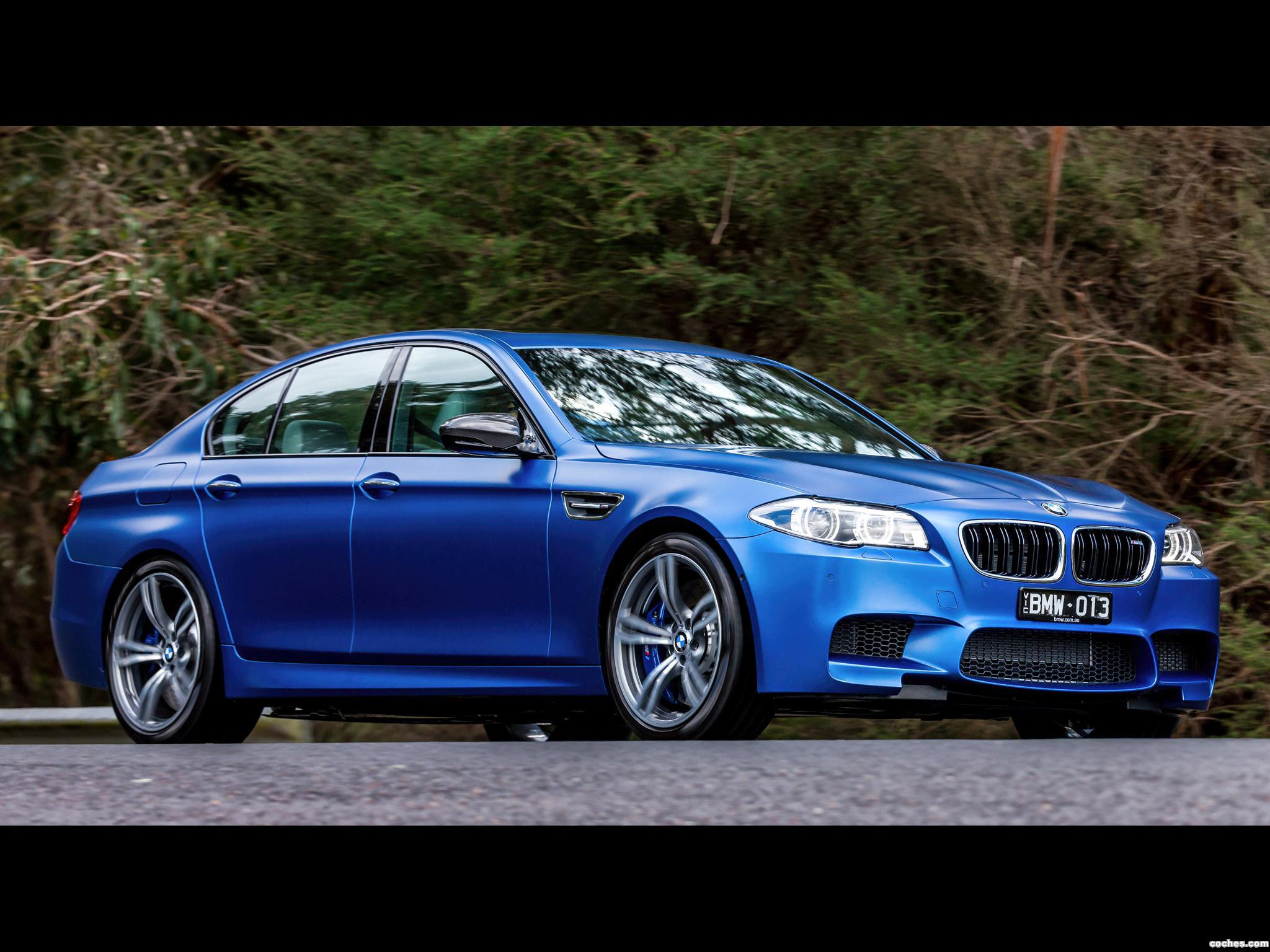 Foto 5 de BMW M5 Pure Edition F10 2015