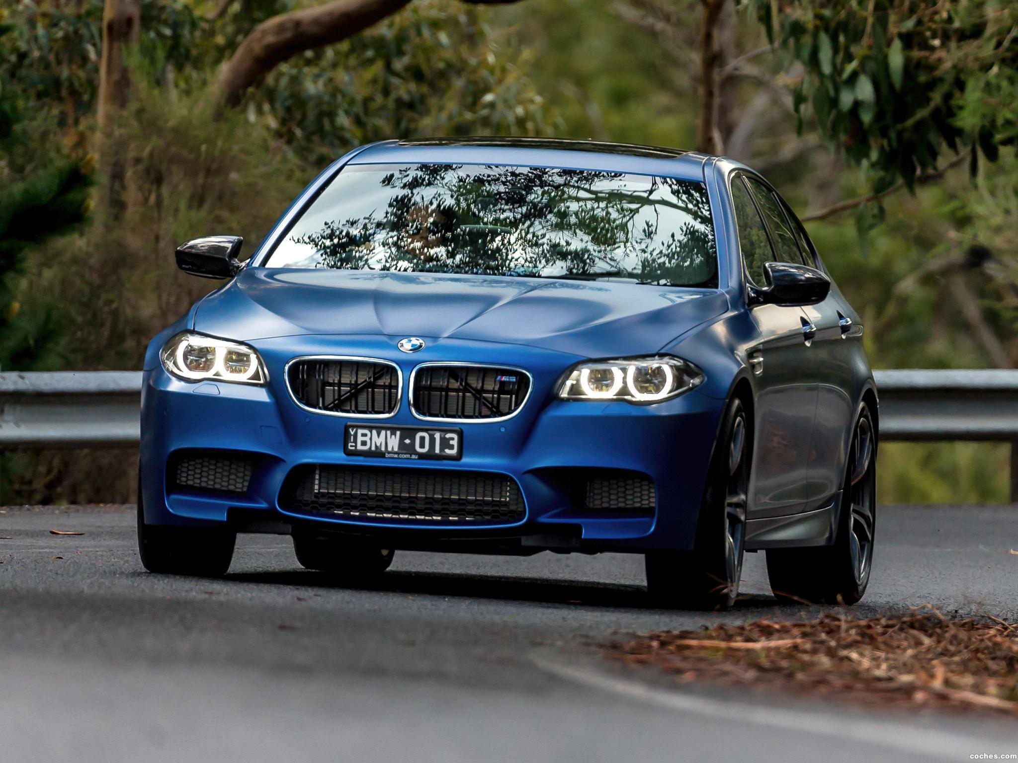Foto 4 de BMW M5 Pure Edition F10 2015