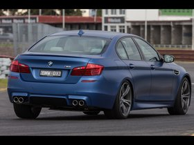 Ver foto 3 de BMW M5 Pure Edition F10 2015