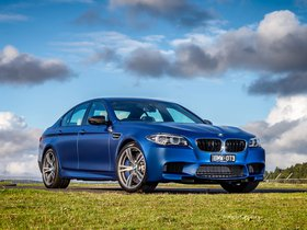 Ver foto 2 de BMW M5 Pure Edition F10 2015