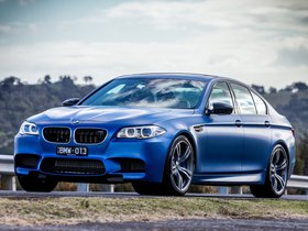 Fotos de BMW M5 Pure Edition F10 2015