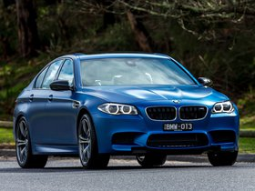 Ver foto 12 de BMW M5 Pure Edition F10 2015
