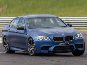 Ver foto 10 de BMW M5 Pure Edition F10 2015