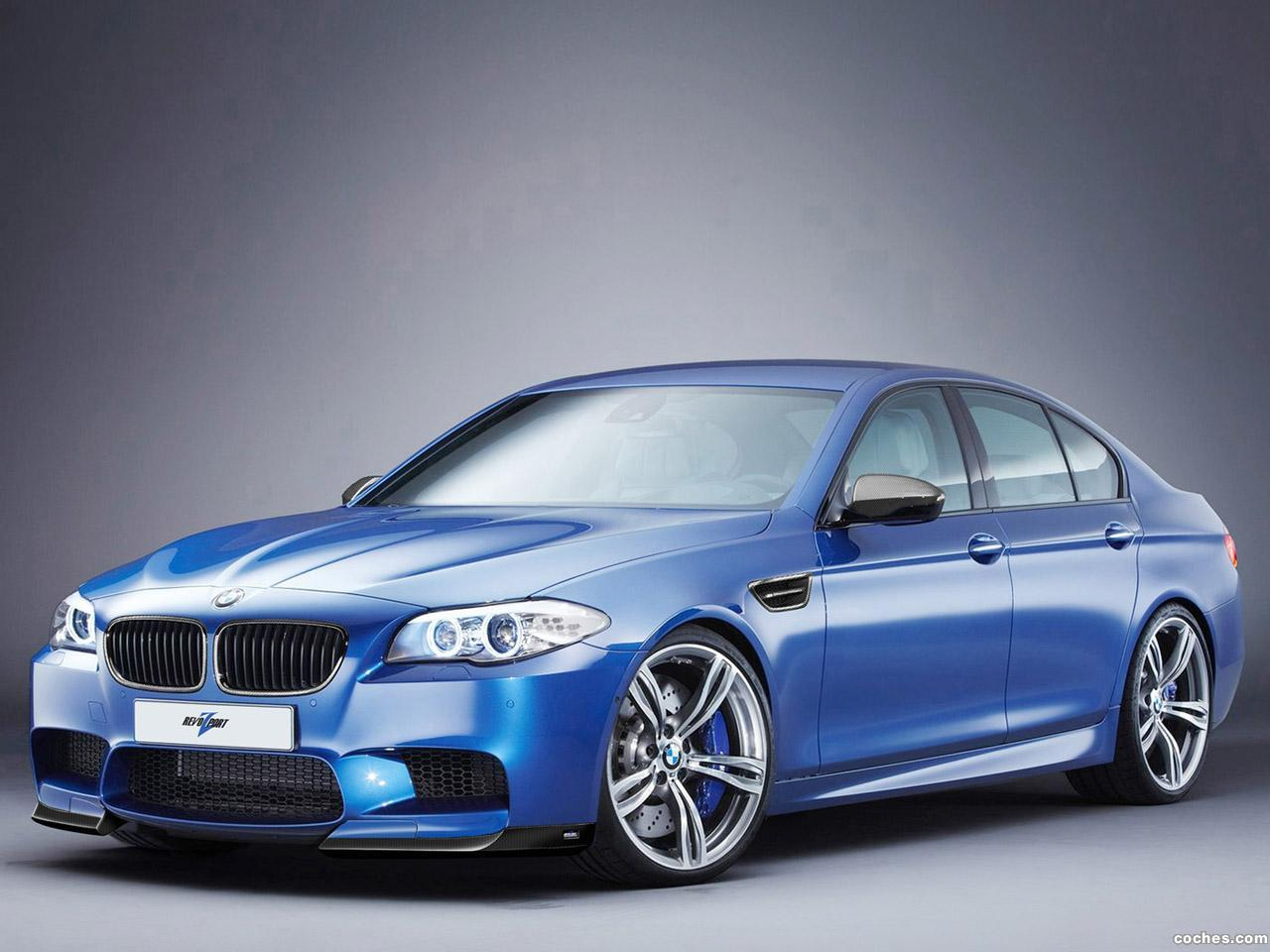 Foto 0 de BMW M5 Revozport RZ F10 2013
