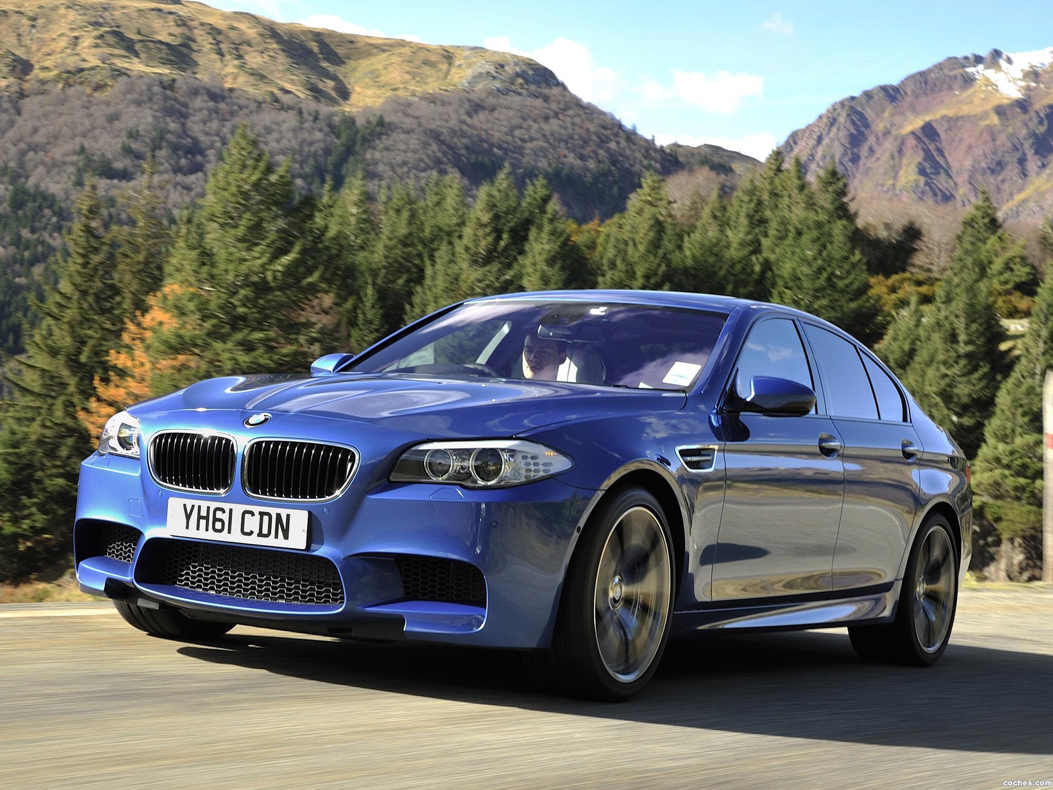 Foto 0 de BMW M5 Saloon UK 2011