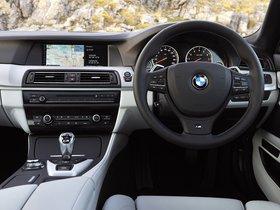 Ver foto 23 de BMW M5 Saloon UK 2011