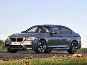 Ver foto 14 de BMW M5 Saloon UK 2011