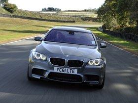 Ver foto 12 de BMW M5 Saloon UK 2011
