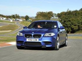 Ver foto 11 de BMW M5 Saloon UK 2011
