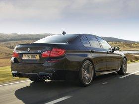 Ver foto 10 de BMW M5 Saloon UK 2011