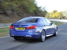 Ver foto 9 de BMW M5 Saloon UK 2011
