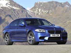 Ver foto 8 de BMW M5 Saloon UK 2011
