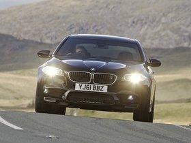 Ver foto 7 de BMW M5 Saloon UK 2011