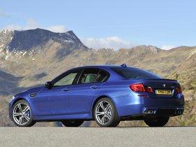Ver foto 5 de BMW M5 Saloon UK 2011