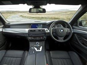 Ver foto 22 de BMW M5 Saloon UK 2011