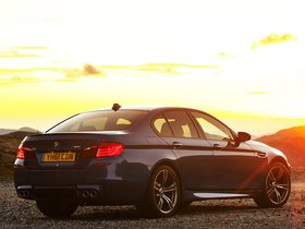 Ver foto 4 de BMW M5 Saloon UK 2011