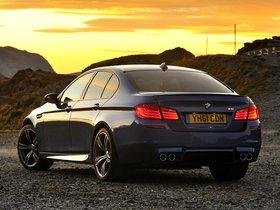 Ver foto 3 de BMW M5 Saloon UK 2011