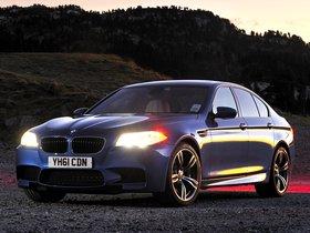 Ver foto 2 de BMW M5 Saloon UK 2011