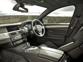 Ver foto 21 de BMW M5 Saloon UK 2011